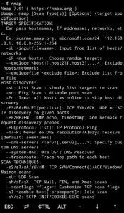 instalar Nmap en Termux para Android