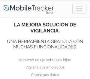 3 mejores aplicaciones para espiar celulares Android completamente gratis MobileTracker Free apk llamadas whatsapp Facebook Twitter telegram
